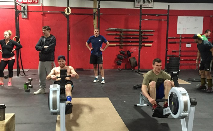 Reebok CrossFit Open, Competition, friends